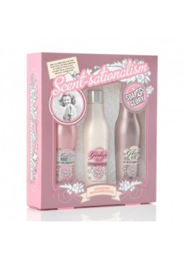 Soap & Glory SCENT-SATIONALISM Gift Set