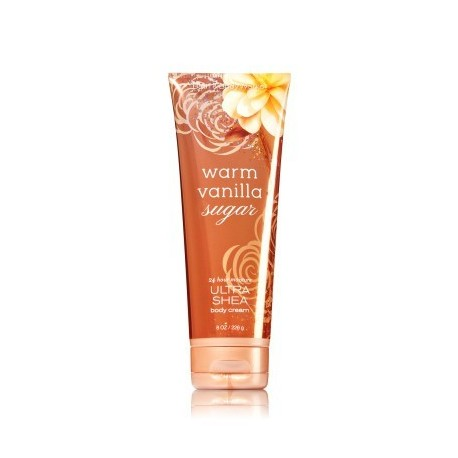 Crème pour le corps Warm Vanilla Sugar Bath and Body Works